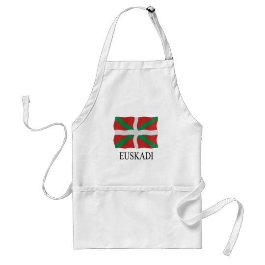 Basque flag standaard schort