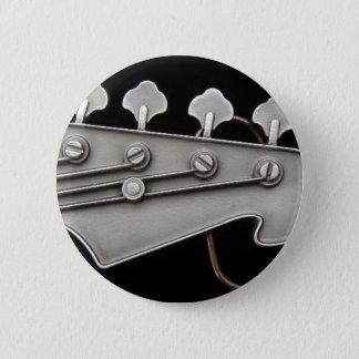 Bass_Headstock Ronde Button 5,7 Cm