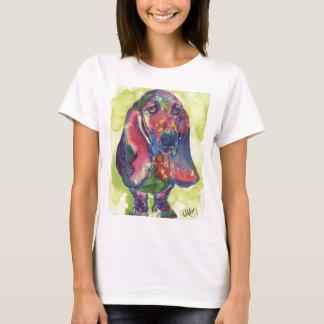 Basset Hound T Shirt