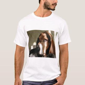 Basset van Mornin T Shirt