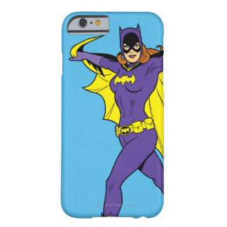 Batgirl Barely There iPhone 6 Hoesje