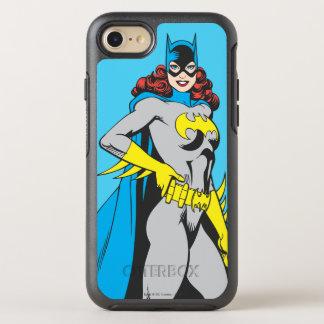 Batgirl stelt OtterBox symmetry iPhone 8/7 hoesje