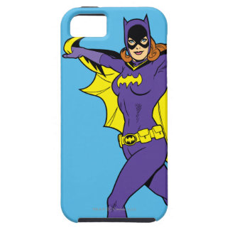 Batgirl Tough iPhone 5 Hoesje