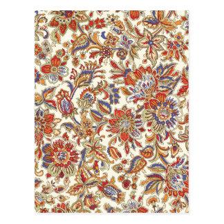 batik no.1 collectie briefkaart