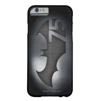 Batman 75 - het Net van het Metaal Barely There iPhone 6 Hoesje