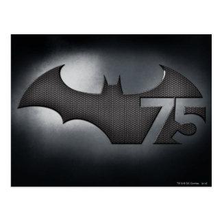 Batman 75 - het Net van het Metaal Briefkaart