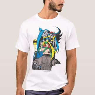 Batman/Batgirl/Robin T Shirt