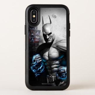 Batman - Bliksem OtterBox Symmetry iPhone X Hoesje