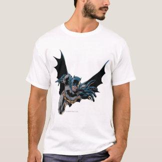 Batman dat, schreeuwt vooruit springt t shirt