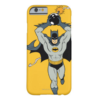Batman die met Bom lopen Barely There iPhone 6 Hoesje