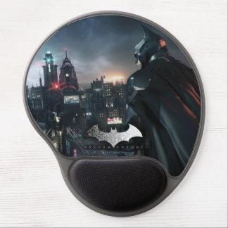 Batman die over Stad kijken Gel Muismat