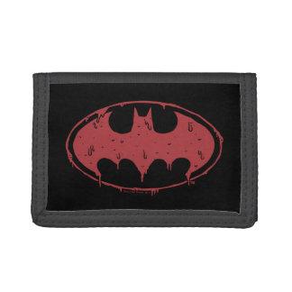 Batman   het Afscheiden het Rode Logo van de
