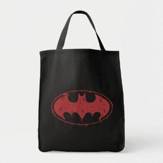 Batman | het Afscheiden het Rode Logo van de Draagtas