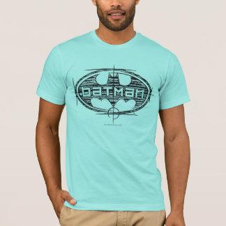 Batman | het Logo van het Ontwerp T Shirt