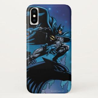Batman Hyperdrive - 17B iPhone X Hoesje
