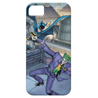 Batman & Joker - Slag Barely There iPhone 5 Hoesje