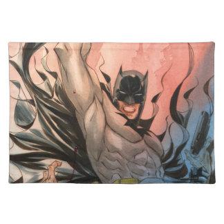 Batman - Straten van #13 Dekking Gotham Placemat