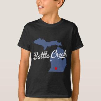 Battle Creek Michigan MI Overhemd T Shirt