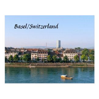 Bazel/Zwitserland - Briefkaart