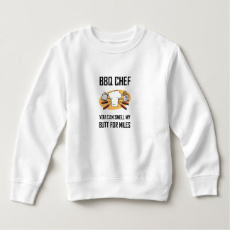 BBQ de Uiteinden van de Geur van de Chef-kok Kinder Fleece