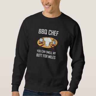 BBQ de Uiteinden van de Geur van de Chef-kok Trui