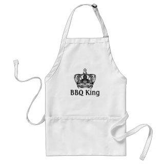 BBQ Koning Standaard Schort
