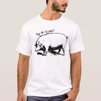 BBQ varken-a-Licious T-shirt