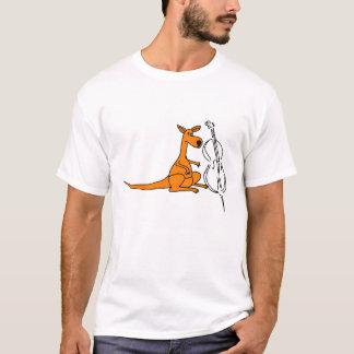 BC Kangoeroe met een Overhemd van de Cello T Shirt
