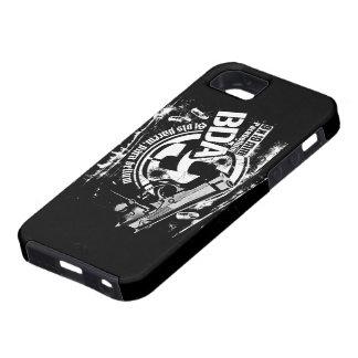 BDA 9 iPhone van het iPhoneSE/5/5s Hoesje/iPad Tough iPhone 5 Hoesje