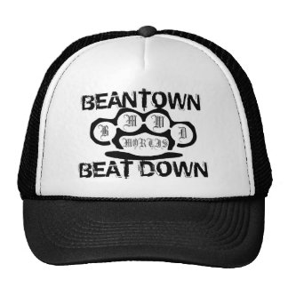 BEANTOWN BEATDOWN PET