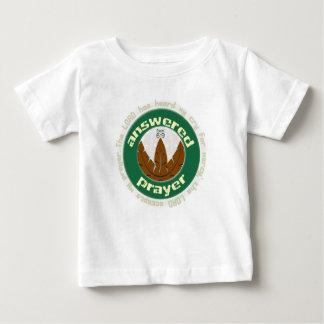 Beantwoorde Christelijke het babyt-shirt van het Baby T Shirts