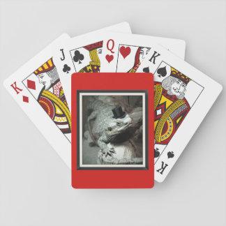 Beardie in de StandaardSpeelkaarten van Hoge Pokerkaarten