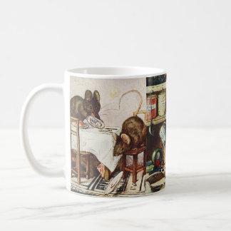 Beatrix Potter het Verhaal van Twee Slechte Muizen Koffiemok