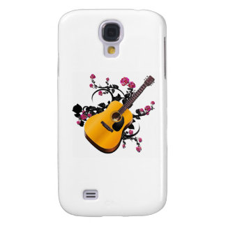 Bed van Rozen Galaxy S4 Hoesje