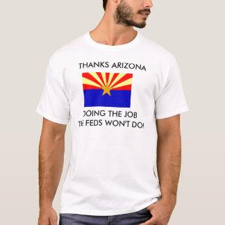 Bedankt Arizona T Shirt