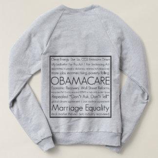 Bedankt, Obama! Toon Uw Appreciatie voor Obama! Sweater