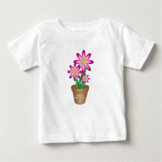Bedankt voor het Helpen van me groeien - Gelukkige Baby T Shirts