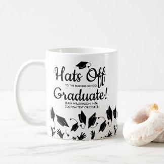 Bedrijfs School MBA, BEDELAARS, de Gift van Koffiemok