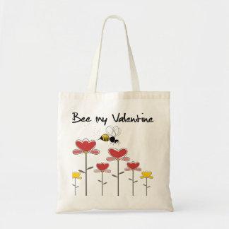 Bee my Valentine Budget Draagtas