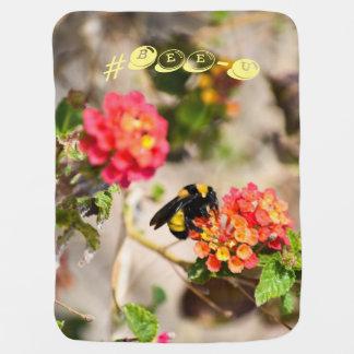 #Bee-u babydeken