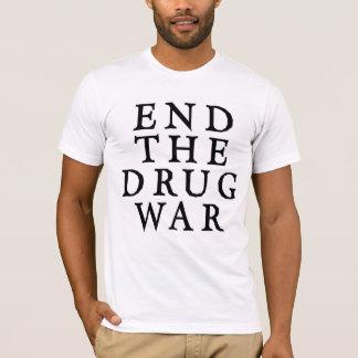 Beëindig de T-shirt van de Oorlog van de Drug