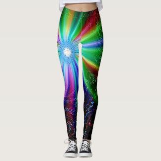 Beenkappen - digitale verwezenlijking leggings