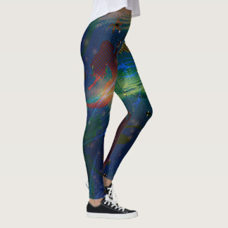 Beenkappen Leggings