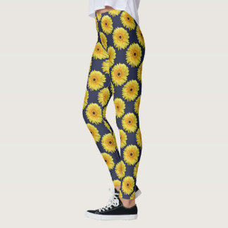 Beenkappen - Lemorange Lolly Daisy Leggings