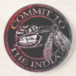 Bega aan het Indische Onderzetter