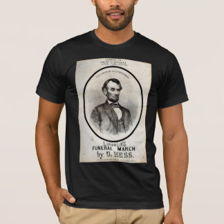 Begrafenis - Abraham Lincoln T Shirt