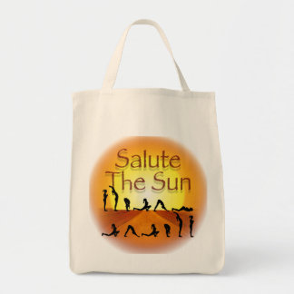 Begroeting The Sun Draagtas