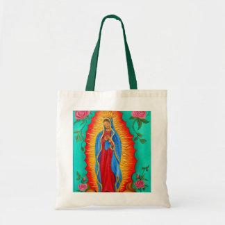 Begroting Tote/Onze Dame van Guadalupe Budget Draagtas