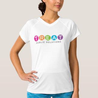 Behandel het Overhemd van Technologie van PR T Shirt