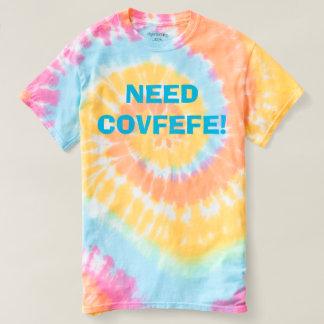 BEHOEFTE COVFEFE! | de grappige kleurstof van het T Shirts